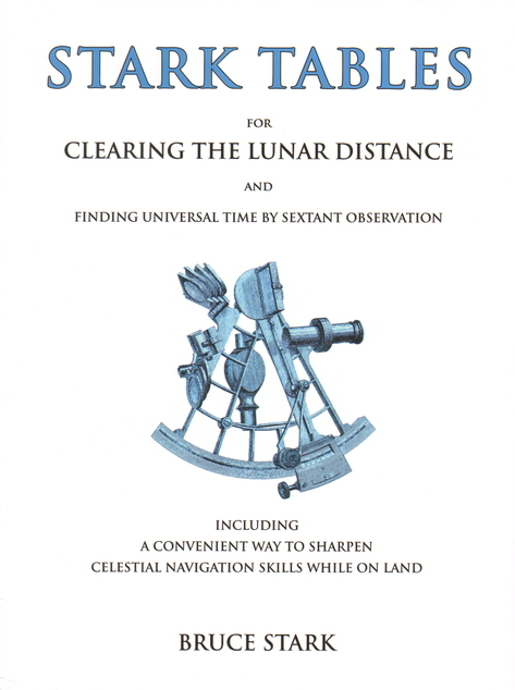 Buchcover Bruce Stark, Stark Tables for Clearing the Lunar Distance