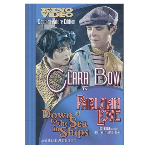 Cover der DVD Down to the Sea in Ships